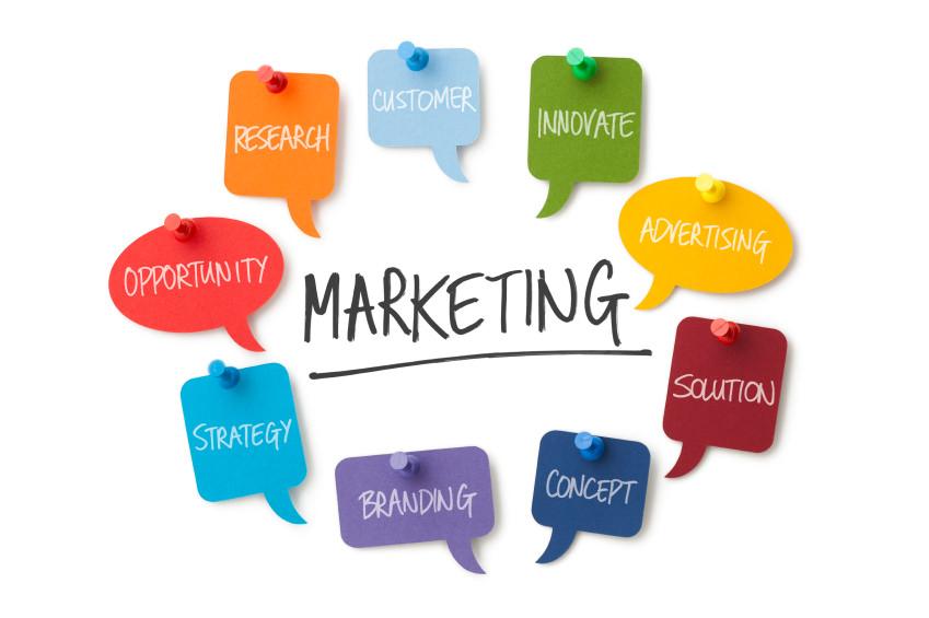 Trưởng nhóm Marketing