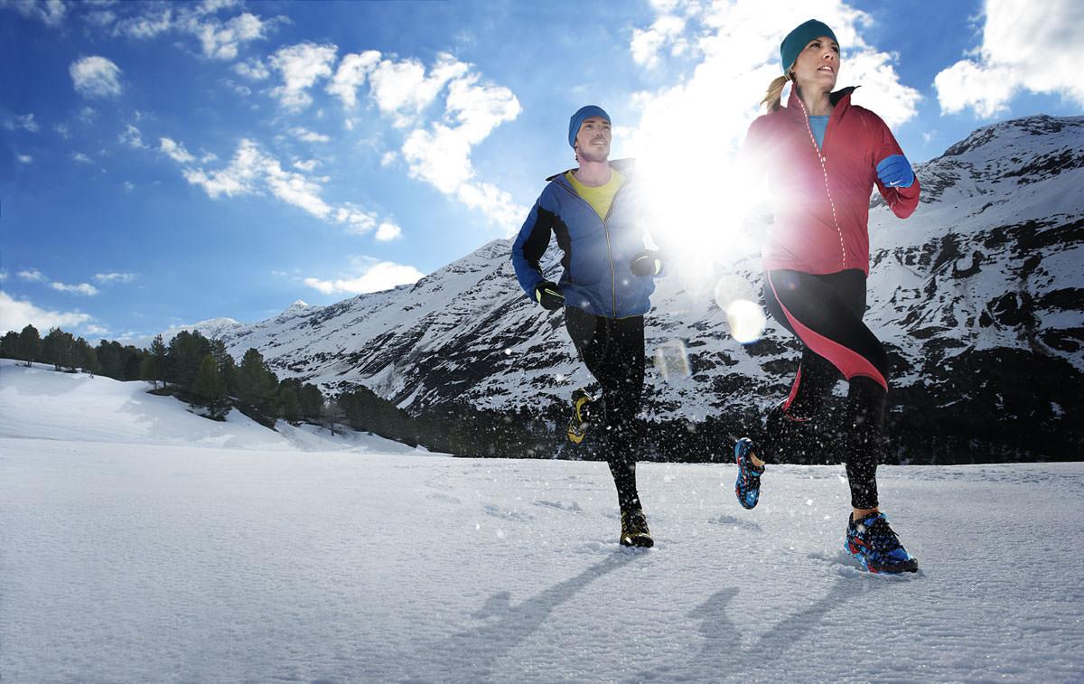 Kết quả hình ảnh cho chạy marathon mùa đông