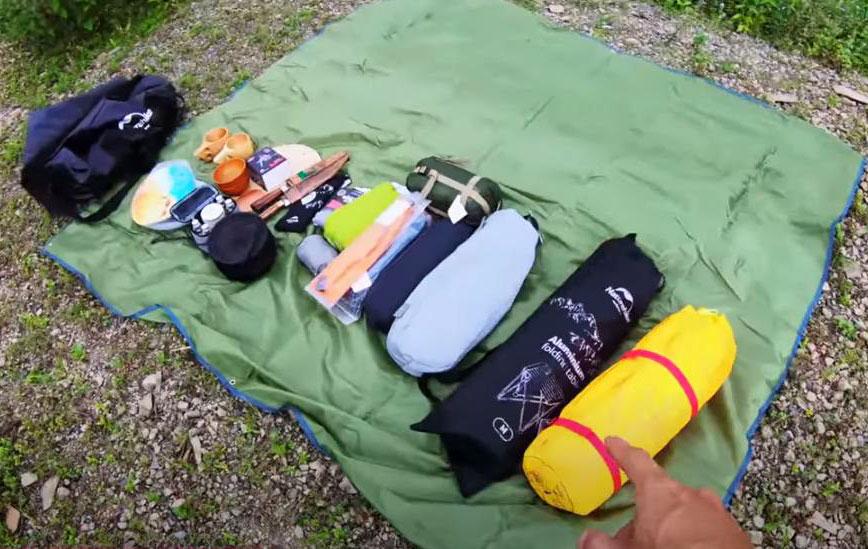 Chuẩn bị gì trước khi đi cắm trại hồ Dầu Tiếng