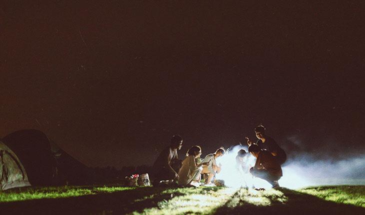 Hát hò bên cạnh hồ Dầu Tiếng