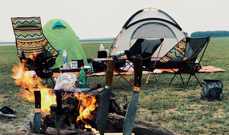Đồ cần dùng khi đi cắm trại hồ Dầu Tiếng