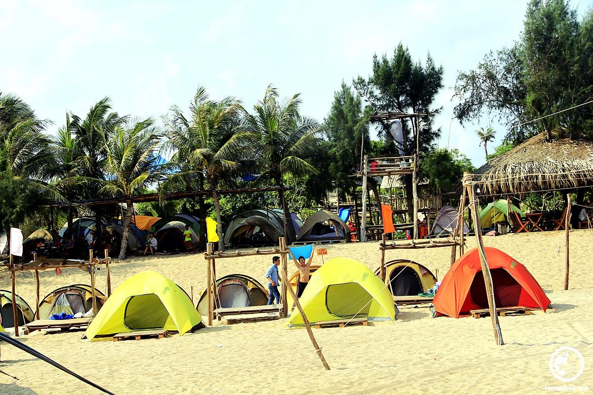 Kết quả hình ảnh cho Địa chỉ cắm trại