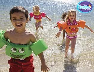 Hè vui chơi - Bơi an toàn