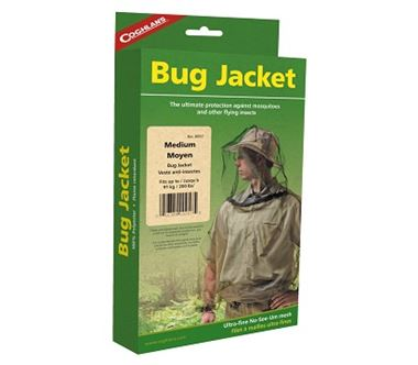 Áo lưới chống côn trùng Coghlans Medium