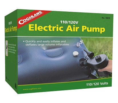 Bơm hơi điện Coghlans 110/1220V Electric Air Pump