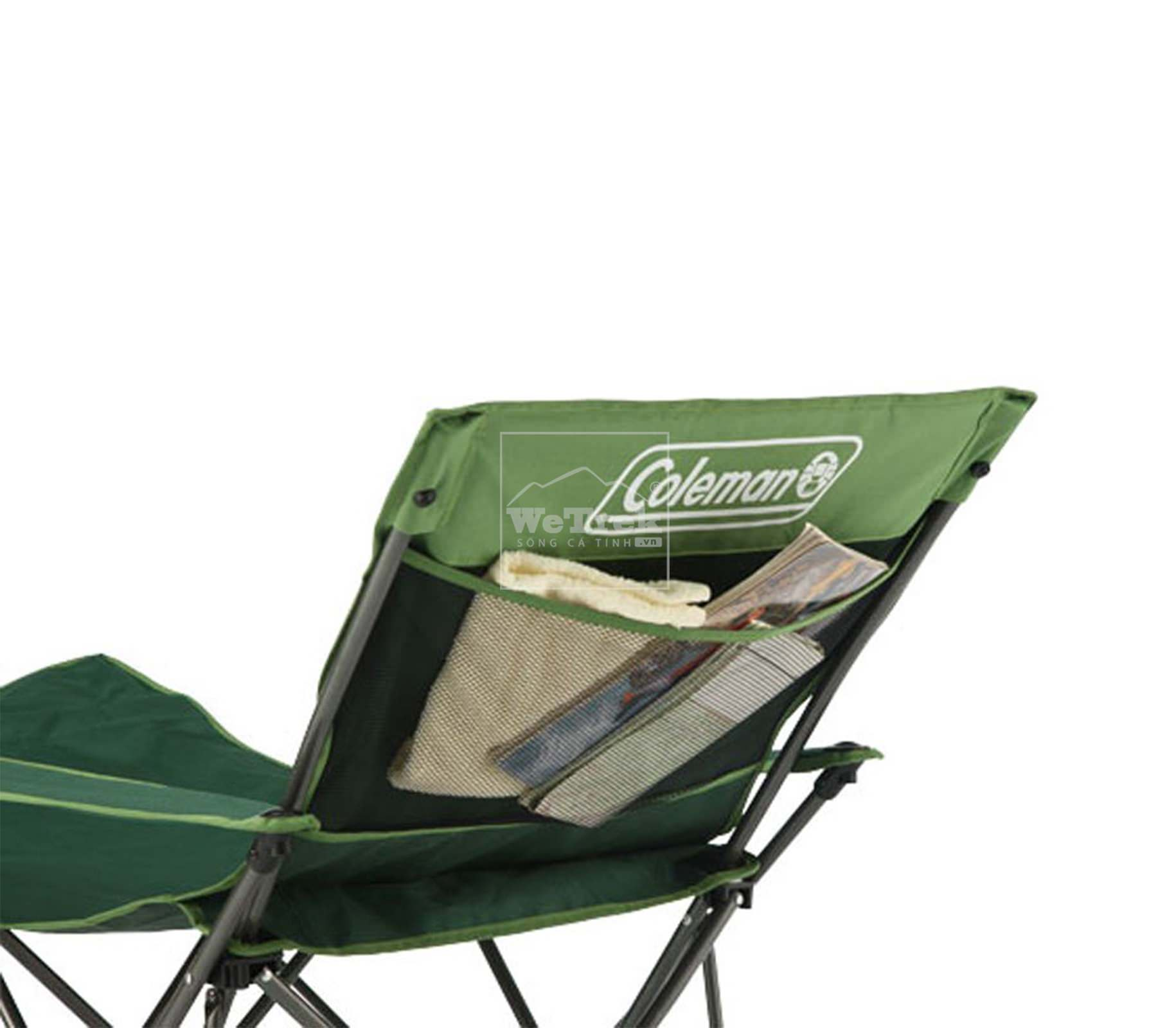 Ghế gấp Coleman Easy Lift Chair Steel Green 7460