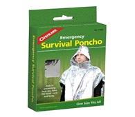 Áo mưa Coghlans Survival Poncho