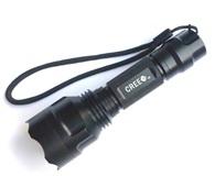 Đèn pin Cree C8 (Kèm pin sạc)