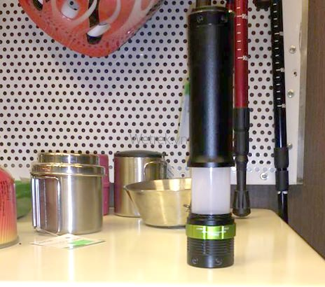 Đèn pin dài 3W chống nước