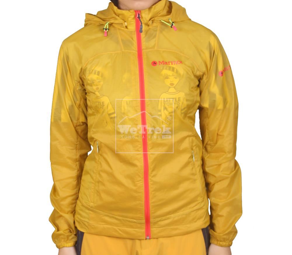 Áo gió mỏng VNXK MMO - Vàng nâu 3353