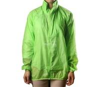 Áo gió mỏng VNXK PTG Front Pocket - Green 5728