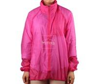Áo gió mỏng VNXK PTG Front Pocket - Pink 5729