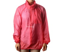 Áo gió mỏng VNXK PTG Front Pocket - Watermelon Pink 5725