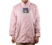Áo gió mỏng VNXK PTG Side Pockets - Pastel Pink 5733