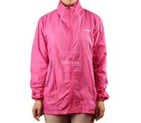 Áo gió mỏng VNXK PTG Side Pockets - Pink 5732