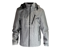 Áo khoác gió 2 lớp GOTHIAR 2L jacket – Ghi 8422