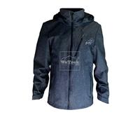 Áo khoác gió 2 lớp GOTHIAR 2L jacket – Xám Đen 8423
