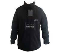 Áo khoác gió nữ 2 lớp Gothiar 2L jacket - Đen 8977