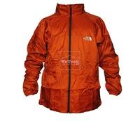 Áo khoác gió mỏng TNF - 6290 Đỏ cam