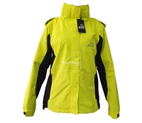 Áo khoác gió nữ 2 lớp Gothiar 2L jacket - Vàng 9107