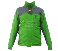 Áo khoác gió 2 lớp Gothiar 2L jacket - Xanh lá 9313
