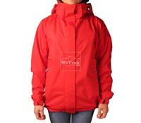 Áo khoác gió nữ 2 lớp TNF Button - 6186 Đỏ