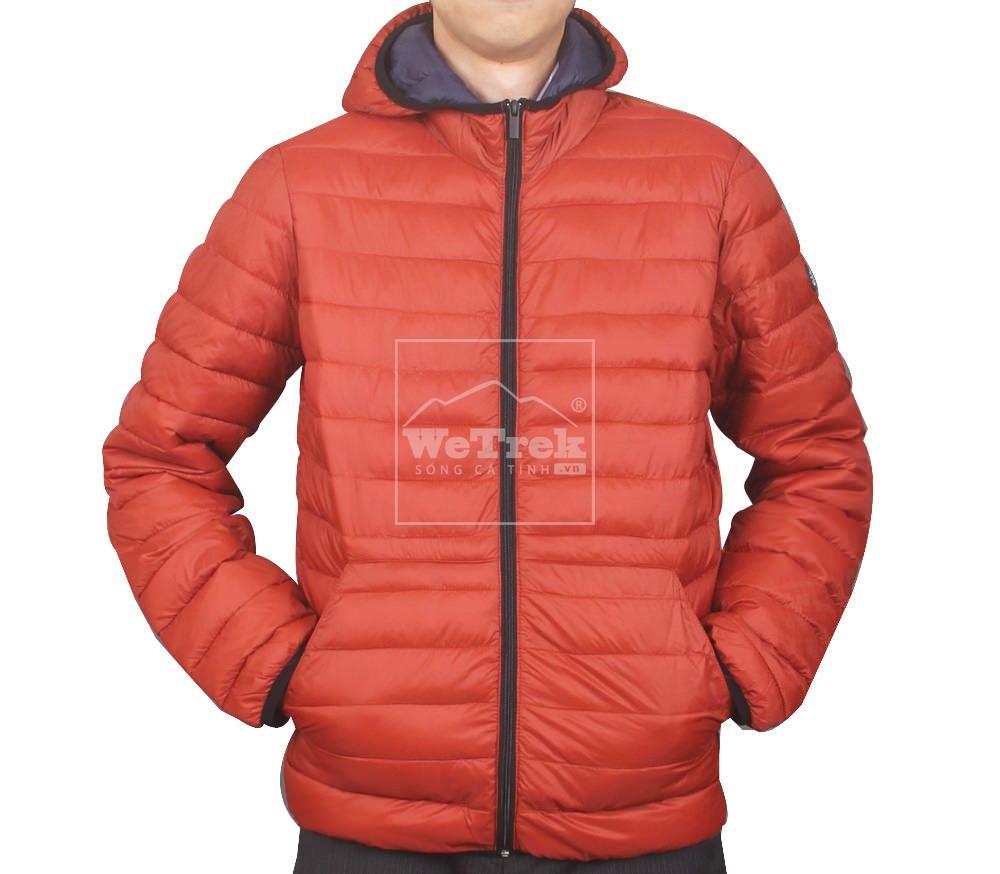 Áo khoác lông vũ VNXK BSK - Cam 3364