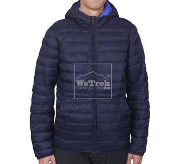 Áo khoác lông vũ VNXK BSK - Tím Than 3424