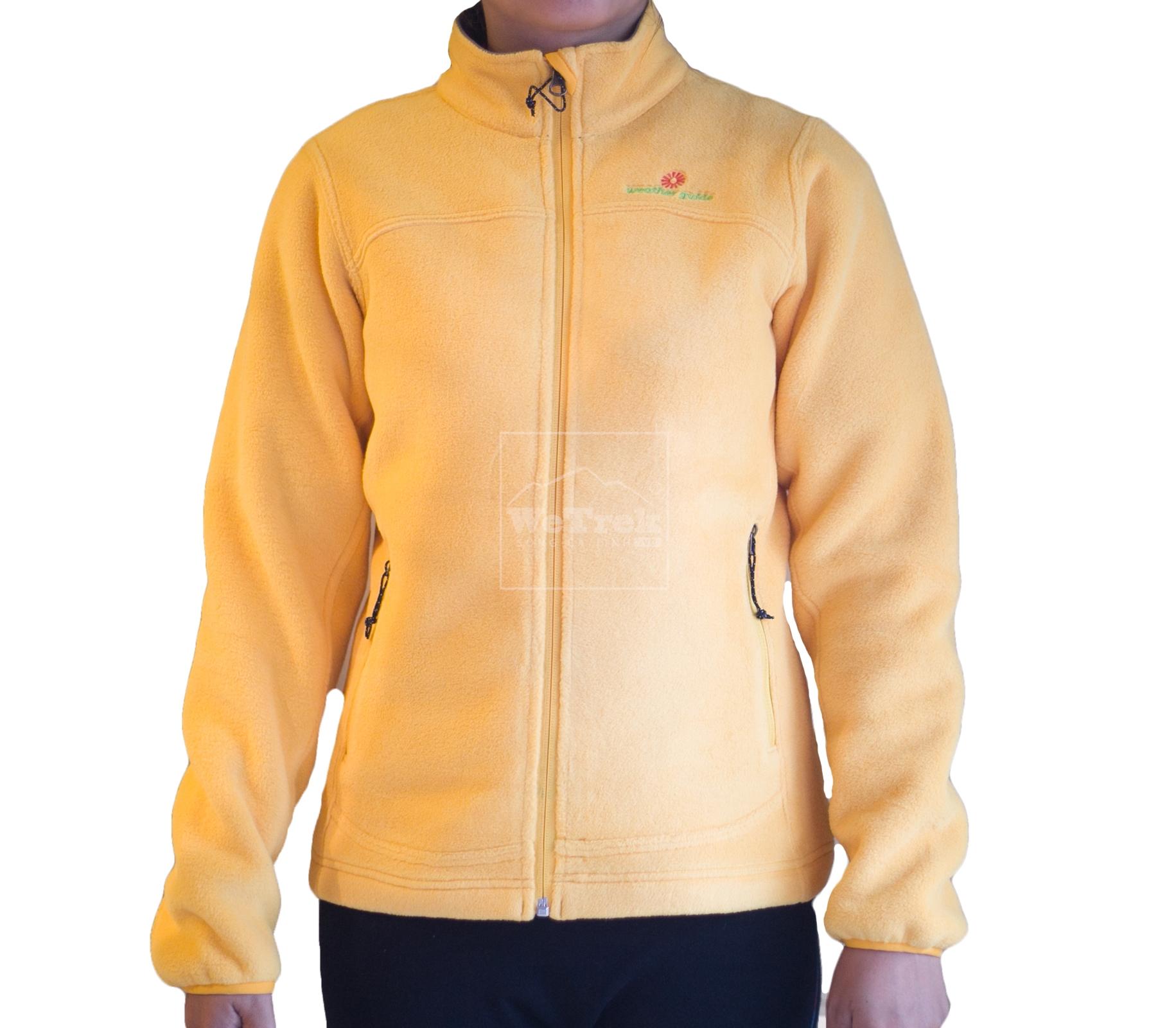 Áo khoác nỉ nữ Weather Guide Ladys Fleece Jacket CS-0713V - 8284