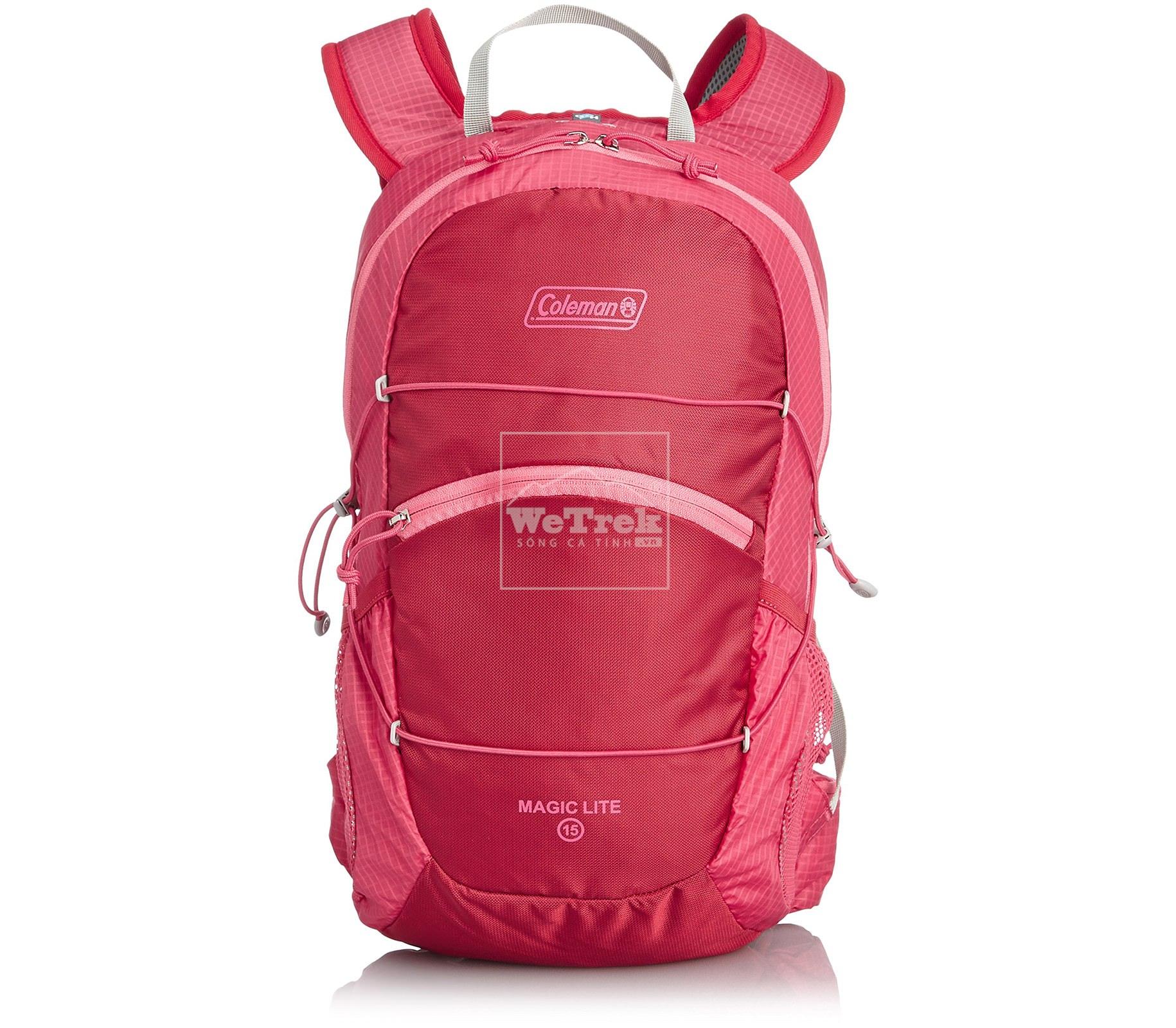 Ba lô 15L Coleman Magic Lite Pink Asia 2000021745 - 7597