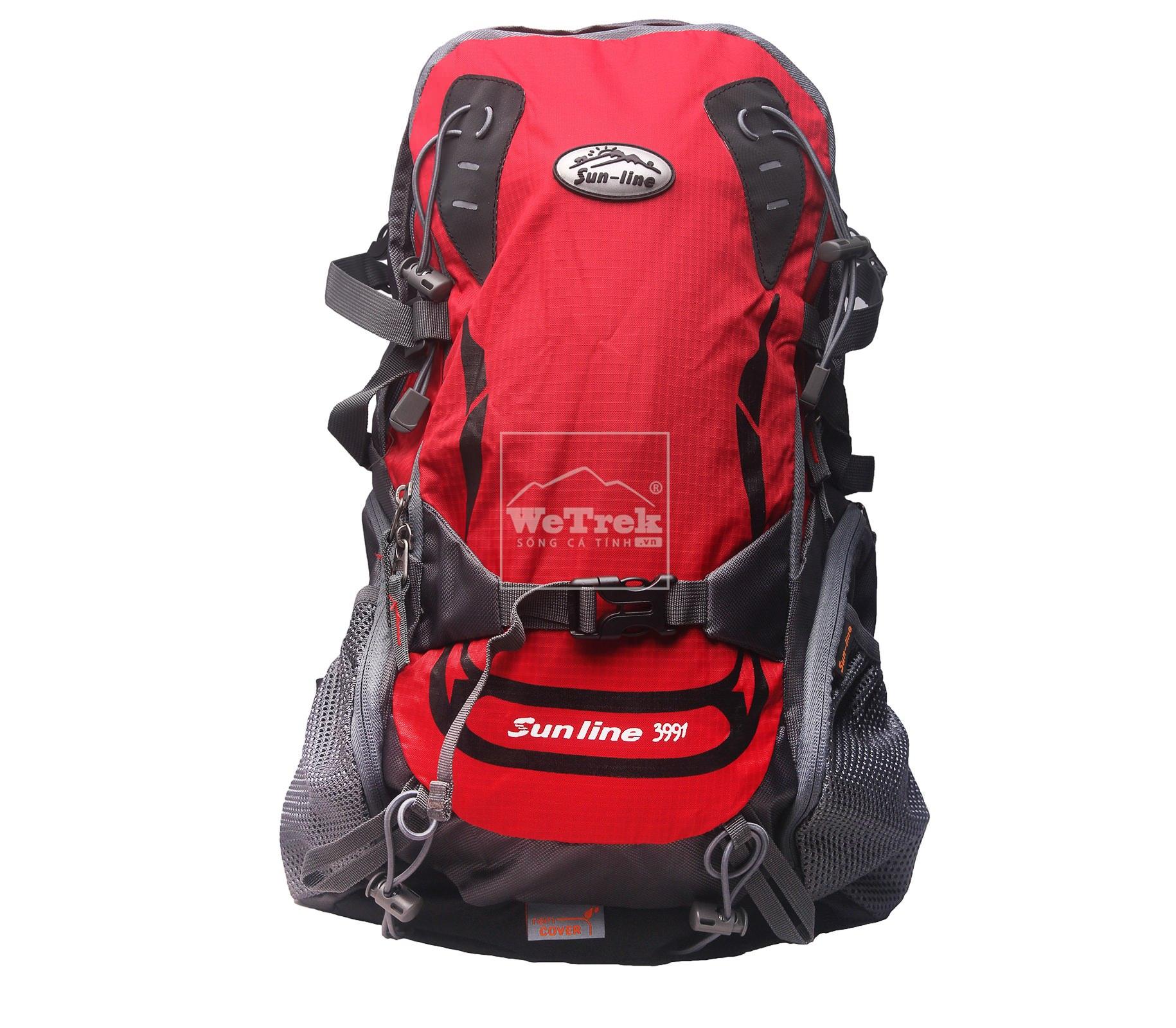 Ba lô du lịch 30L Ryder Daypack F0011 - 7248