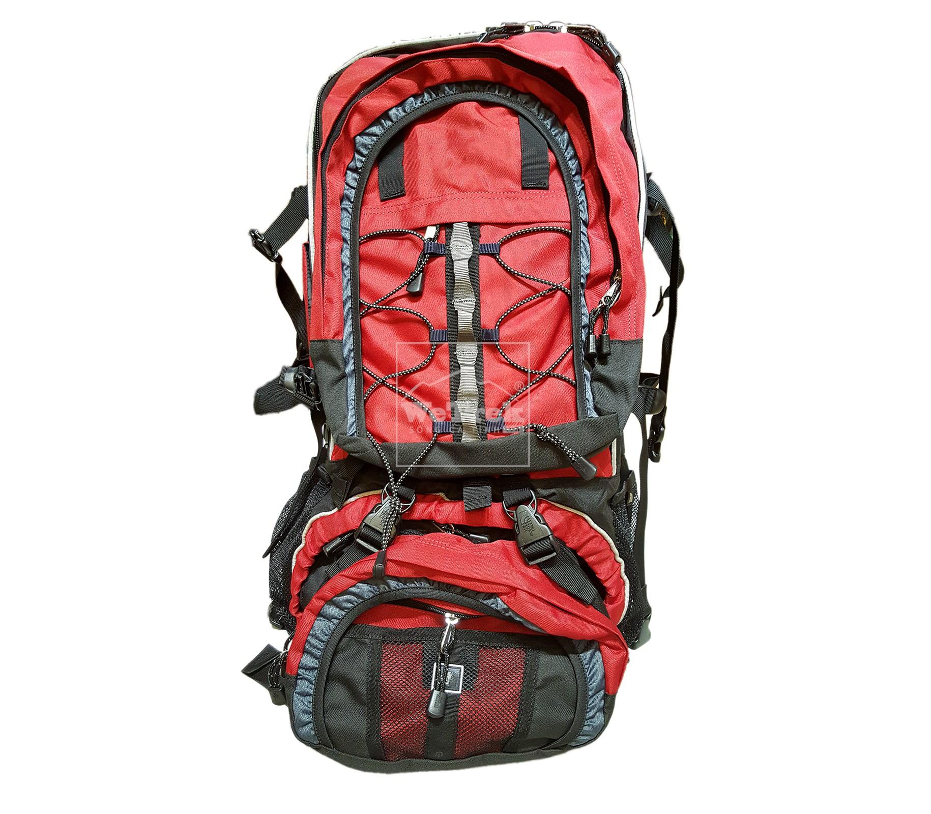 Ba lô leo núi VNXK TNF 75+15L Red - 7554