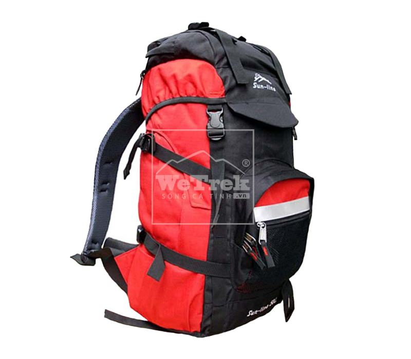 Ba lô 50L Ryder Camping Backpack F0013 - 1493