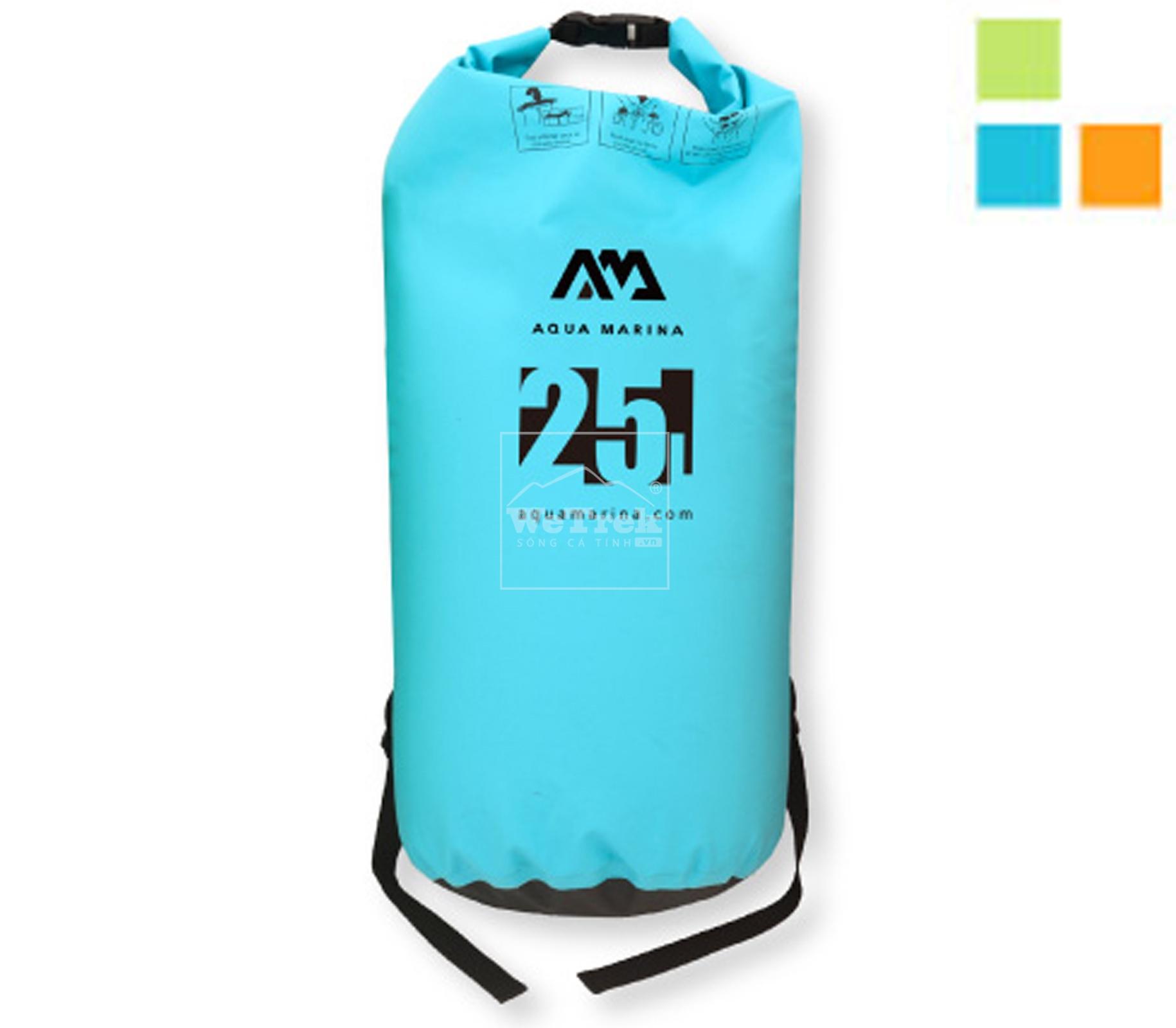 Balo chống nước Aqua Marina Regular Backpack 25L B0302835 - 8968