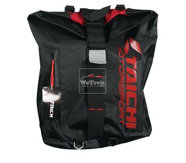 Balo đeo lưng chống nước TAICHI MotorSport Black - 4917
