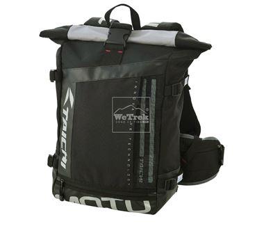 Balo đeo lưng chống nước TAICHI MotorSport LED Black - 4913