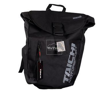 Balo đeo lưng chống nước TAICHI MotorSport Super Black - 4915