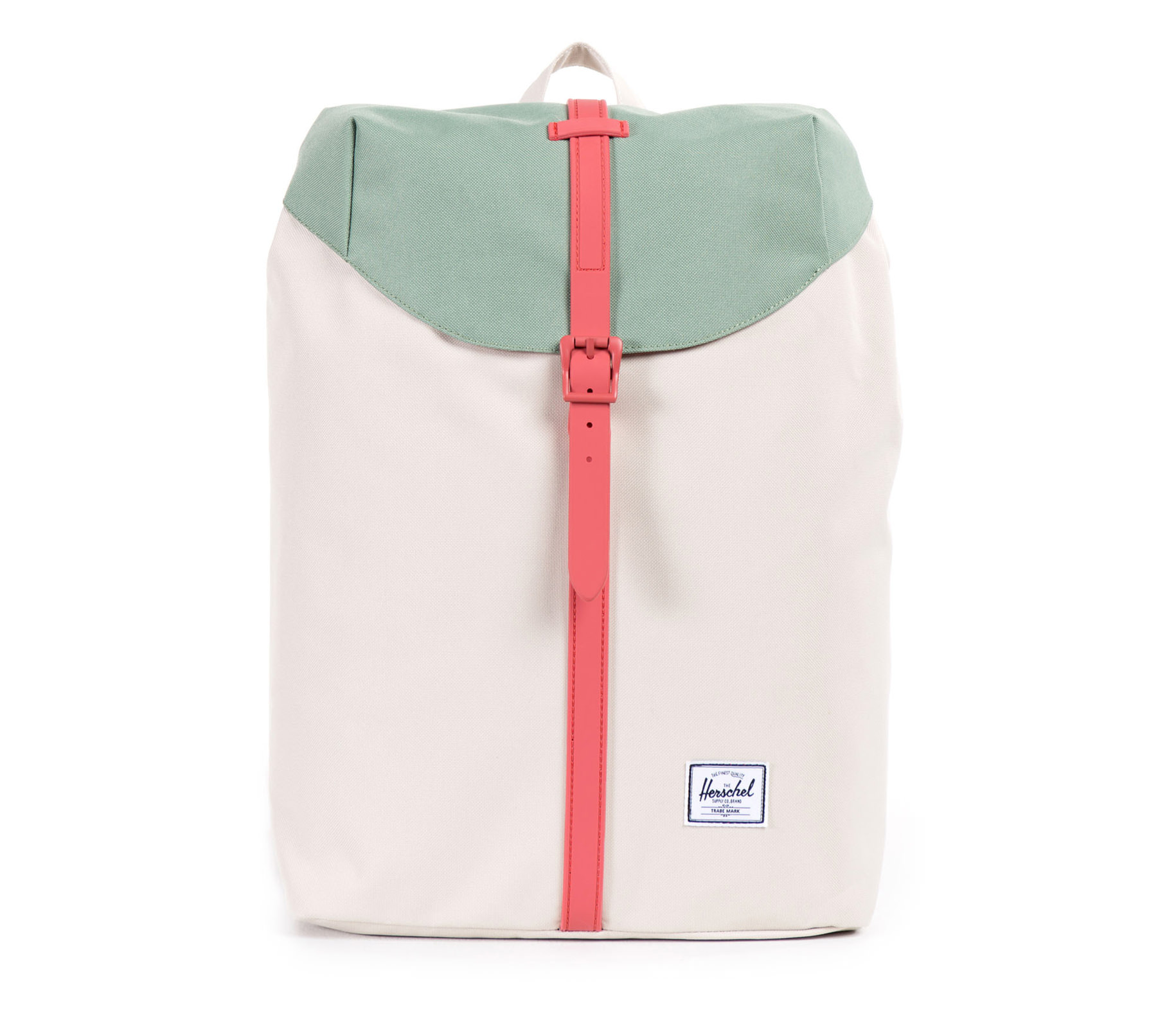 Balo du lịch HERSCHEL Post Backpack Natural/Foliage/Flamingo Rubber