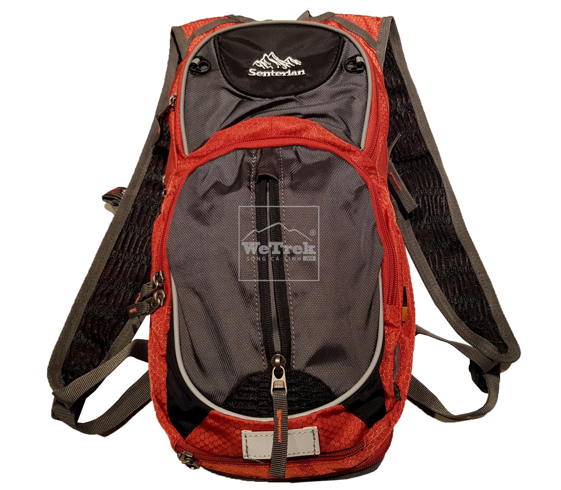 Balo du lịch đa năng Senterlan Performance S2013 đỏ - 9203