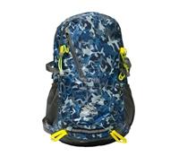 Balo leo núi 30L Senterlan Adventure S2833-P - 8497 Xanh dương rằn ri