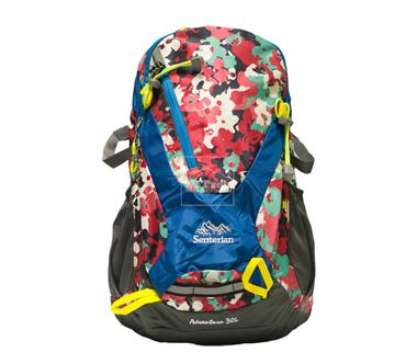 Balo leo núi 30L Senterlan Adventure S2833-P - 8499 Rằn ri hồng