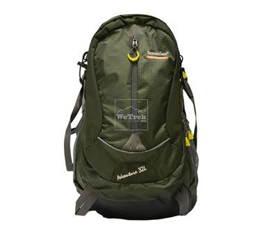 Balo leo núi 32L Senterlan Adventure S2128 - 8495 Rêu