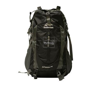 Balo leo núi 40L Senterlan Adventure S9018 - 8489 Đen