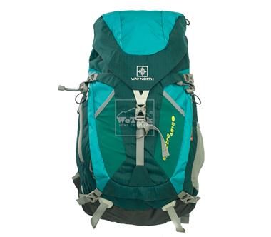 Balo leo núi 45L+5 Senterlan Spectro W2610 - 8485 Xanh ngọc