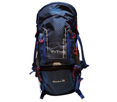 Balo leo núi 50L Senterlan Adventure S2459-1 Xanh Dương - 9220