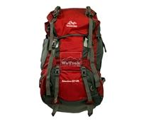 Balo leo núi 60L+10 Senterlan Adventure S2258 – 8428 Đỏ