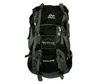 Balo leo núi 60L+10 Senterlan Adventure S2258 - 8429 Đen