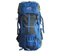Balo leo núi 65L Senterlan Adventure S2188-4 - 9254 Xanh dương