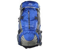 Balo leo núi Senterlan Adventure 45+5L S1009 Blue - 5693