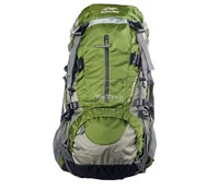 Balo leo núi Senterlan Adventure 45+5L S1009 Green - 5696